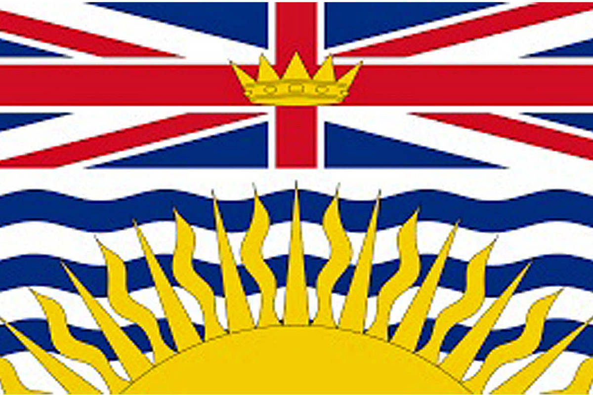 LETTER: Time to rename British Columbia