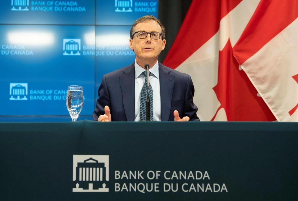 Bank of Canada economist says the current economic recovery could be different than the recovery from the financial crisis of 2008. Bank of Canada Governor Tiff Macklem holds a news conference, in Ottawa, Wednesday, July 15, 2020. THE CANADIAN PRESS/Adrian Wyld