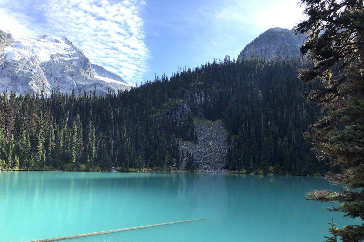 Joffre Lakes Provincial Park.. (Black Press Media files)
