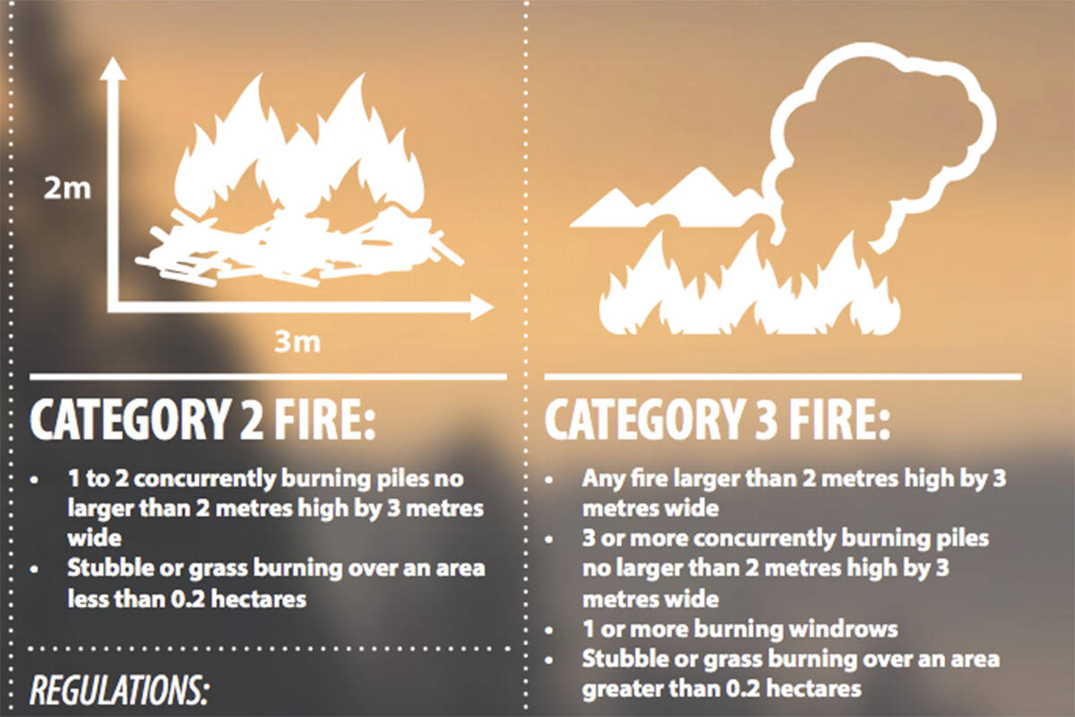 Category 2 and 3 fire bans are being implemented in the Coastal as well as Southeast Fire Centres starting Friday July 24. (BC Wildfire Service)