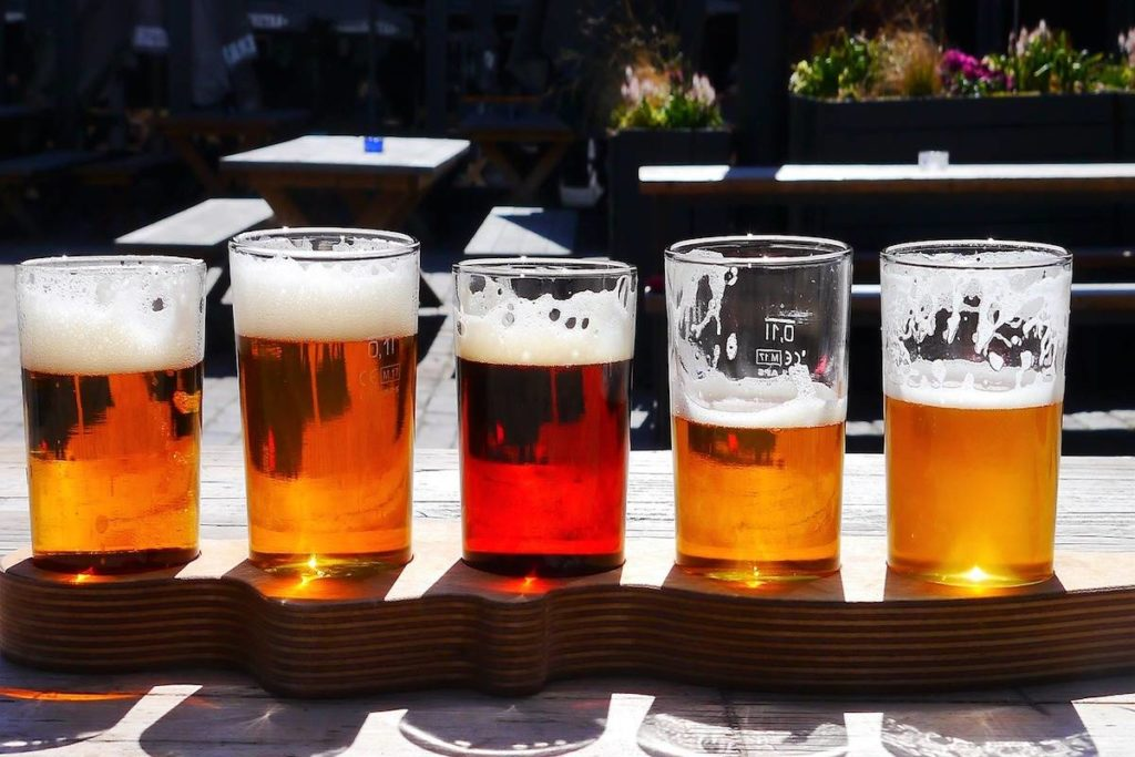 As patio season returns stronger than ever, craft beer enthusiasts at the B.C. Ale Trail have put together a list of the top 10 local brewery patios to visit, which includes Penticton's very own Cannery Brewing. Source: pixabay.