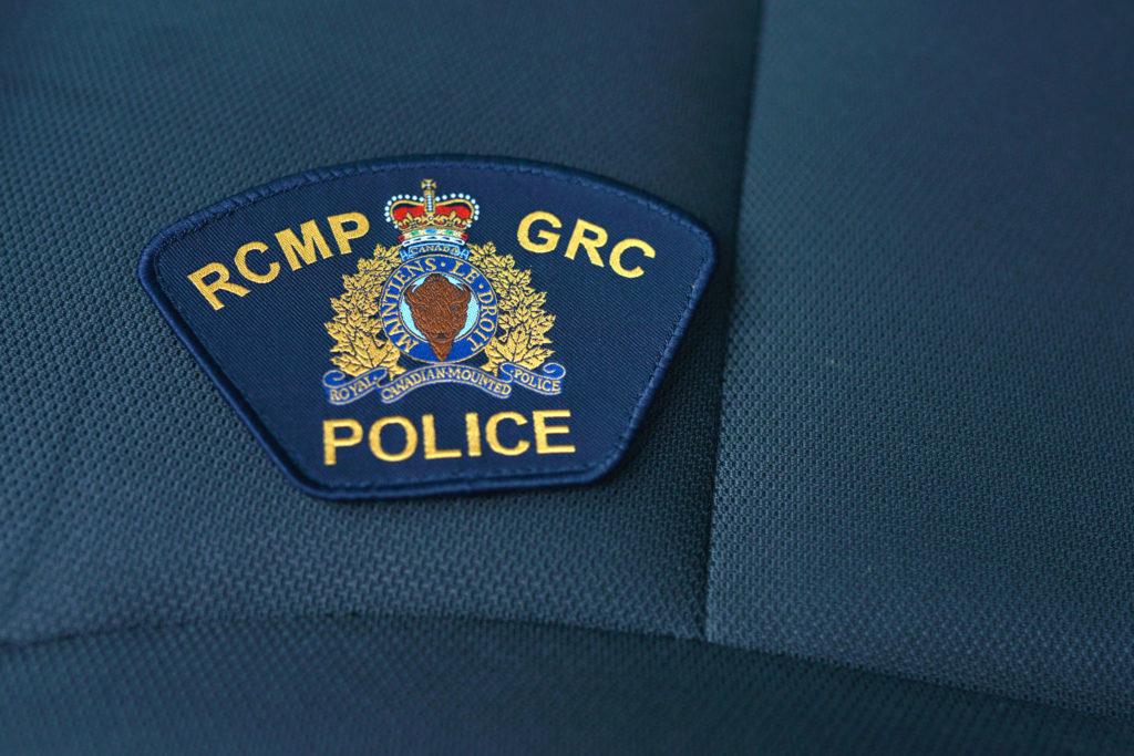 RCMP. (Phil McLachlan - Black Press Media)