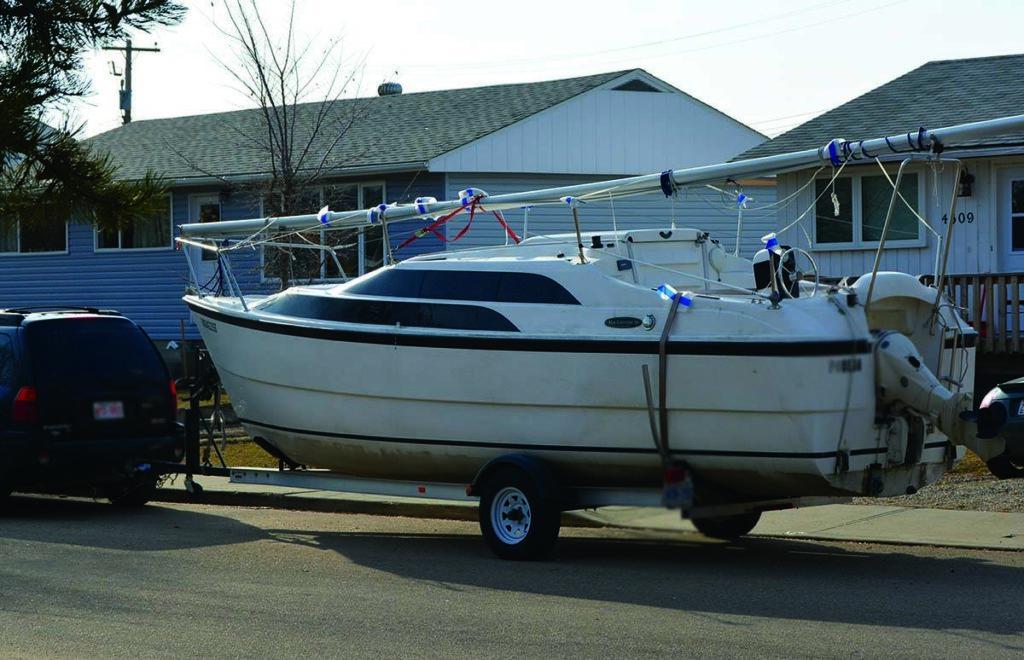 Boating (Stu Salkled/Black Press Media)