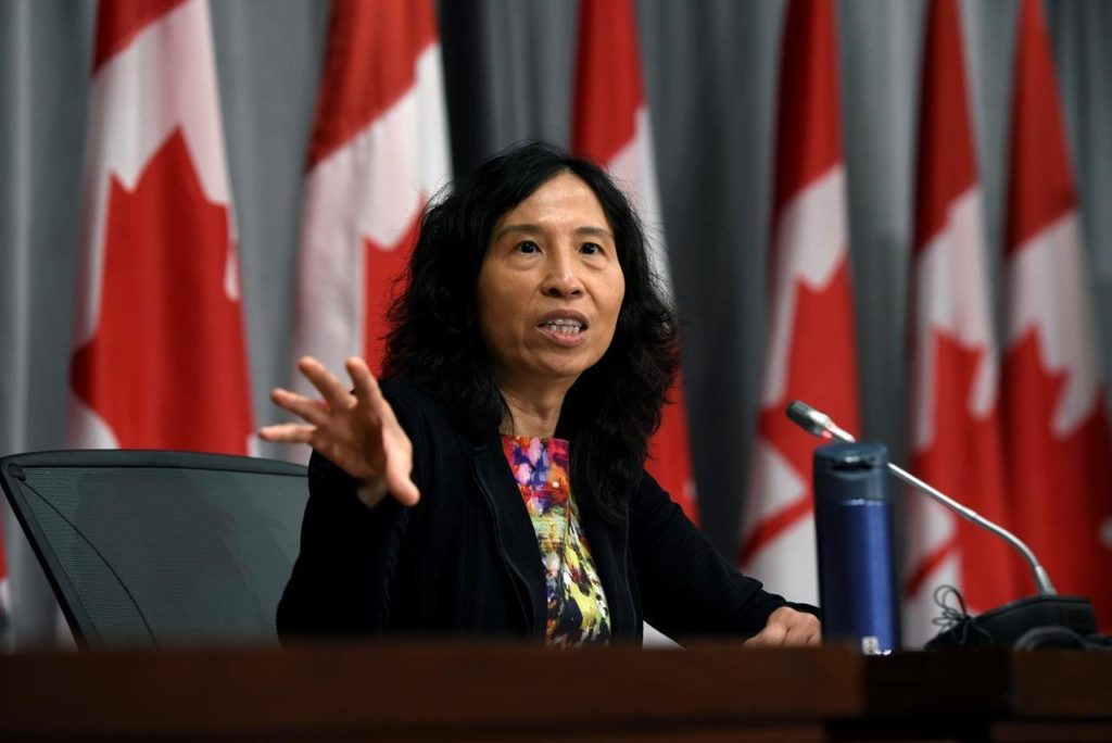 Dr. Theresa Tam. (The Canadian Press)