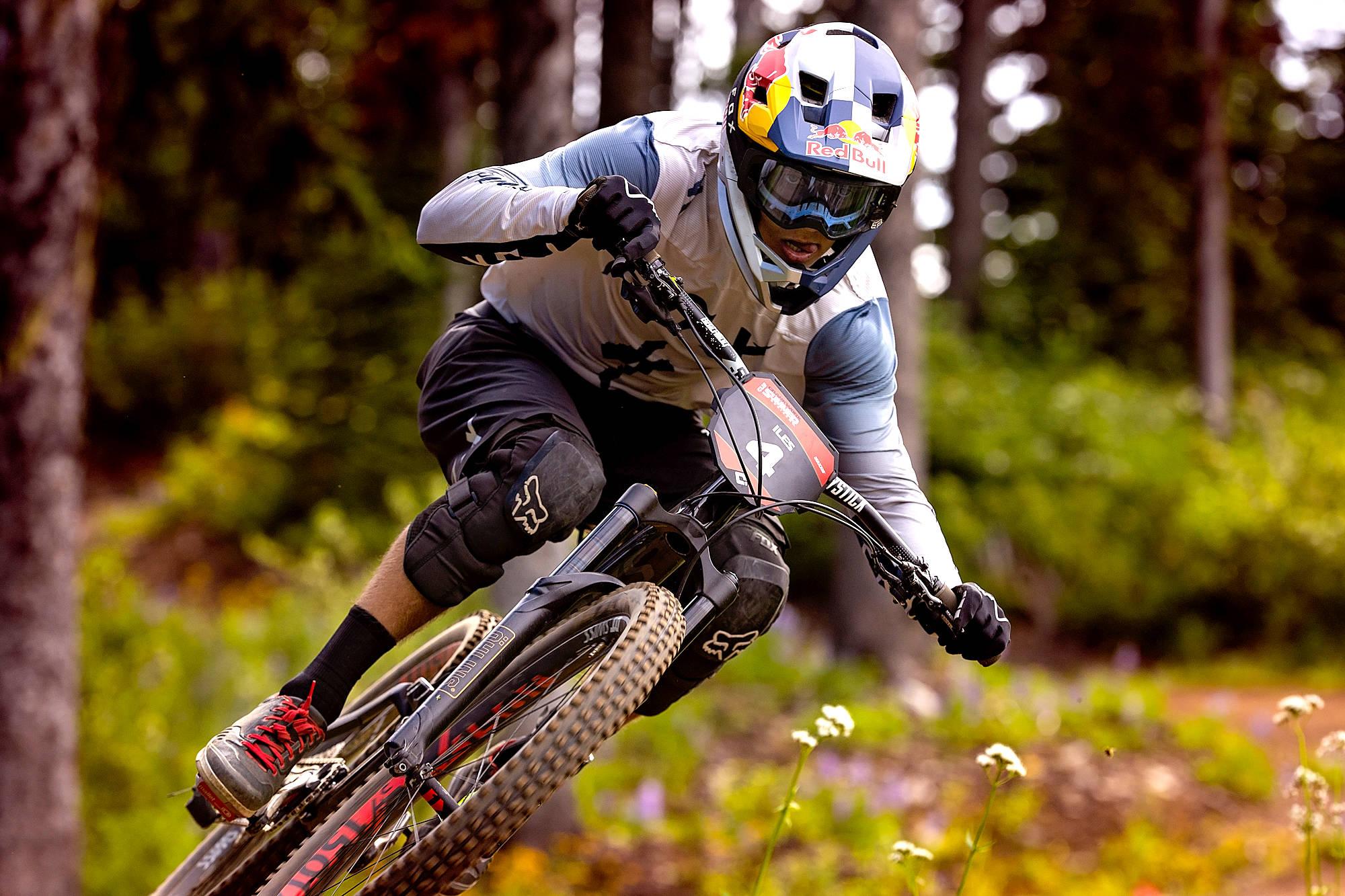 B.C.'s best bikers crank out top spots at Crankworx