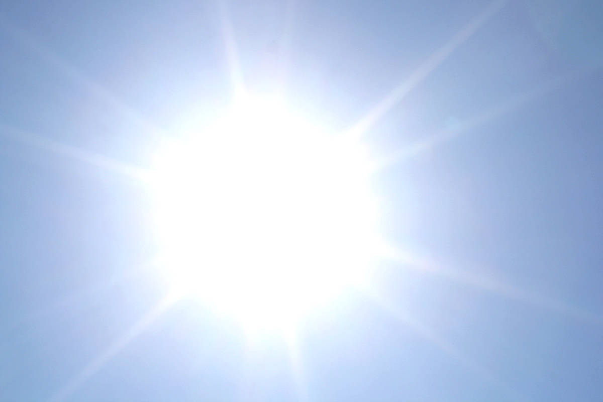 Temperature records broken during heat wave in Southern Interior