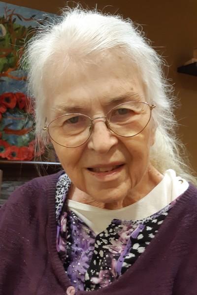 Muriel Gay (Kay) DOUGLAS