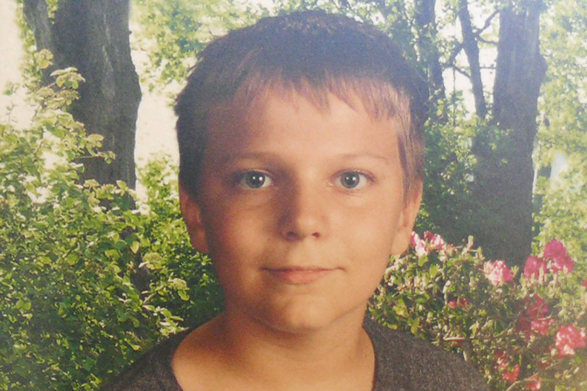 A year after his death, charges have yet to be laid in the case of Walnut Grove teen Carson Crimeni (file)