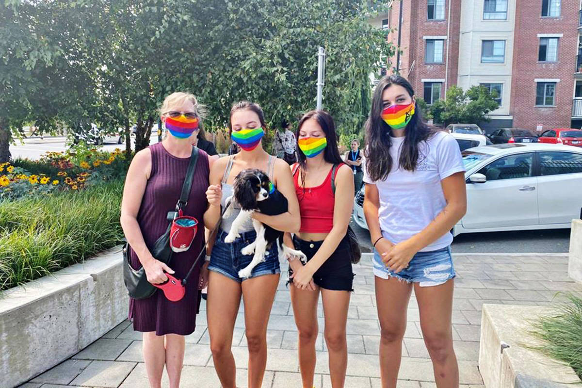 Langley Pride to be celebrated with signs, posters, and online support Aug. 7 and 8