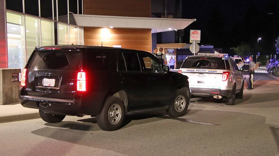 VIDEO: One wounded in Maple Ridge gun incident
