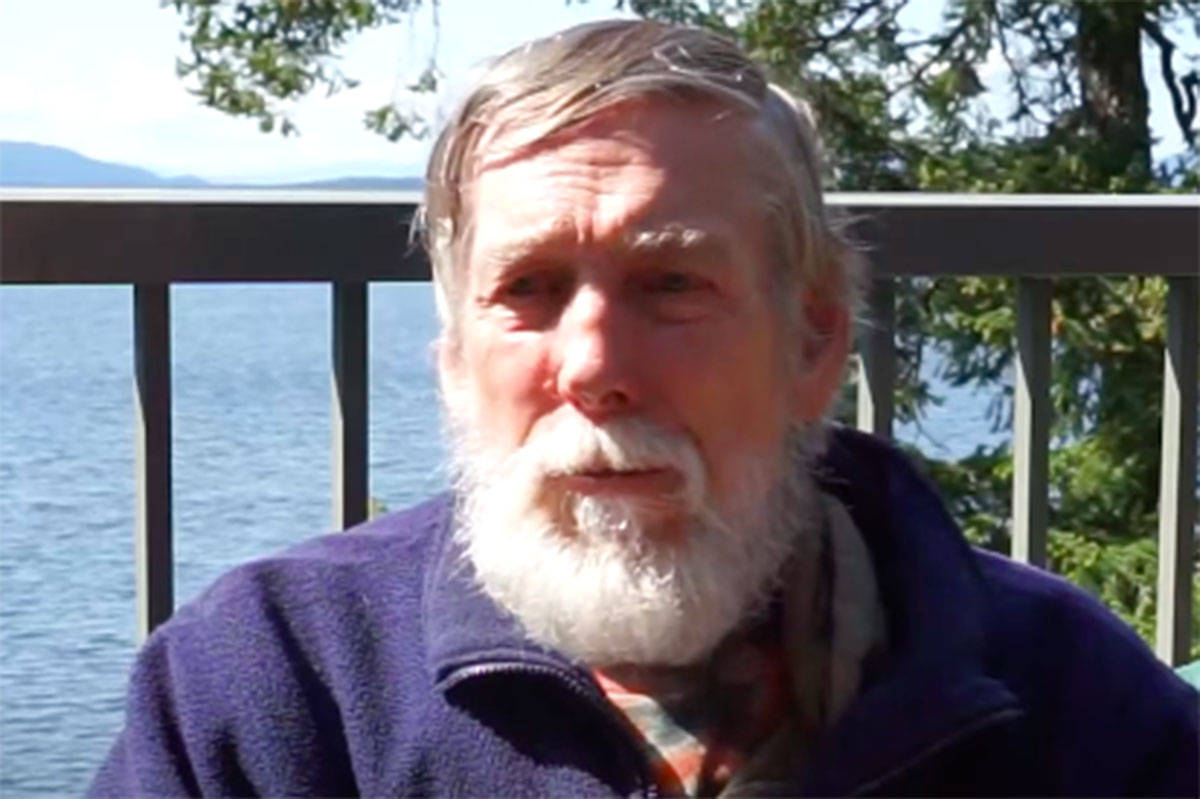 Dr. Bruce Tobin is the founder of Therapsil, a coalition of health care practitioners advocating for the use of psilocybin to treat people experiencing end of life stress. (Provided by Therapsil)
