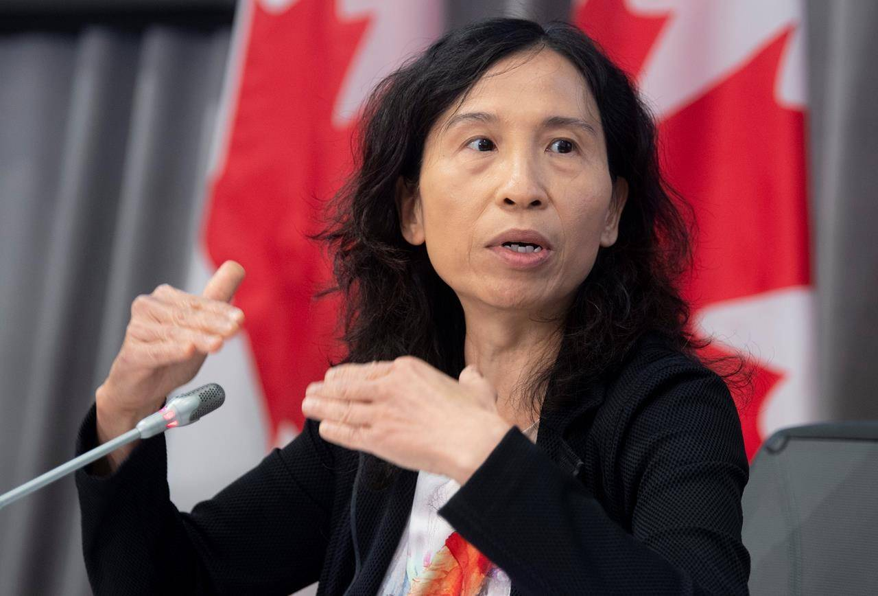 Expected fall peak of COVID-19 in Canada could overwhelm health systems: Tam