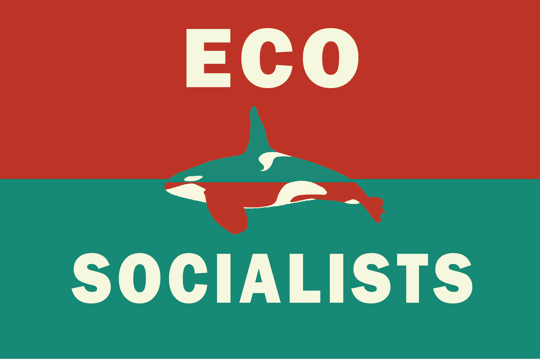 Logo of the new B.C. EcoSocialist Party. (Facebook graphic)