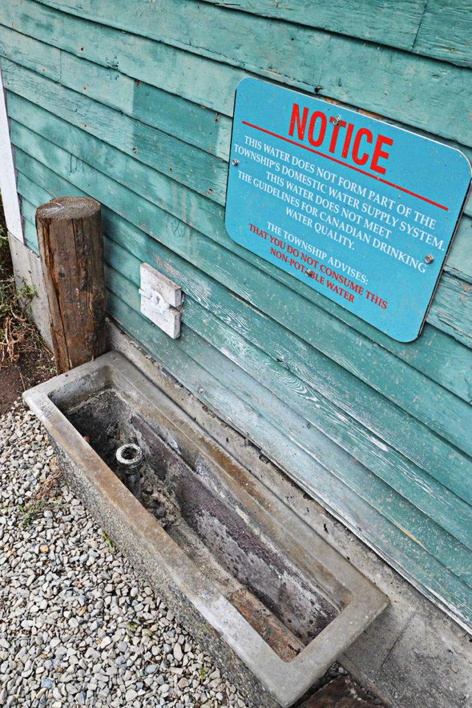 Arsenic concerns shut down historic Murrayville Pumphouse