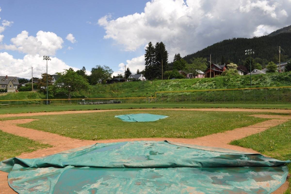 The renovation of Nelson's Queen Elizabeth Park is receiving a grant from The Toronto Blue Jays. Photo: Tyler Harper