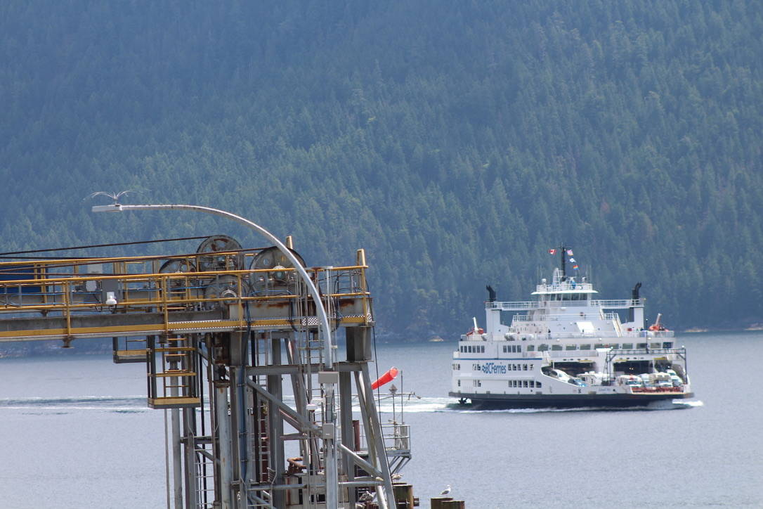 UPDATED: BC Ferries says no transfer risk to staff, passengers after staffer tests positive for COVID-19
