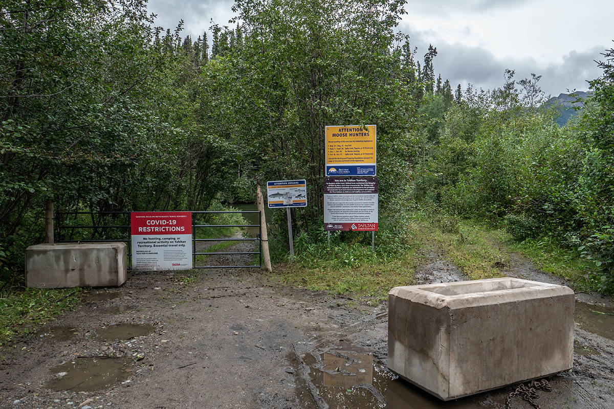 Northern B.C. First Nation stands behind road access closures to keep hunters, non-locals out