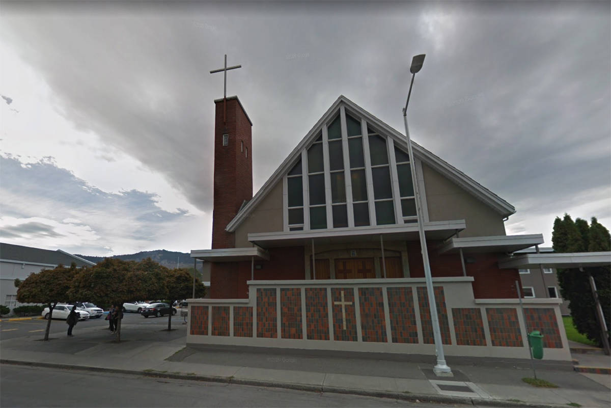 Our Lady of Perpetual Help school in Kamloops. (Google Maps)