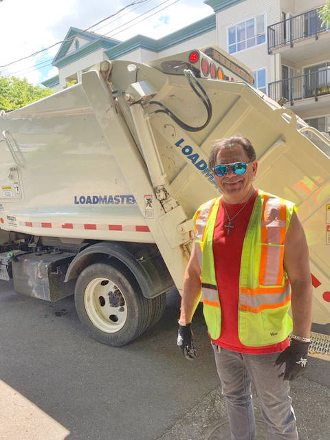 A local resident has written about the many helpful people she has met as a volunteer litter picker. (Genevieve Perchotte/Special to the Langley Advance Times)