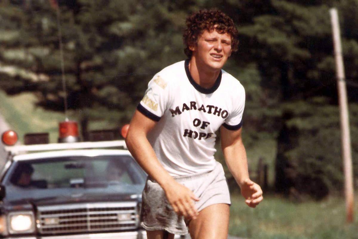 'Amazing legacy': Terry Fox Run goes virtual for 40th anniversary of Marathon of Hope