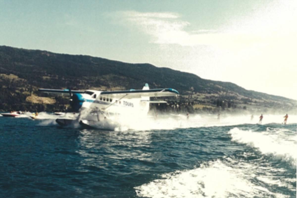 25 years later: The water skiing legend on Kalamalka Lake