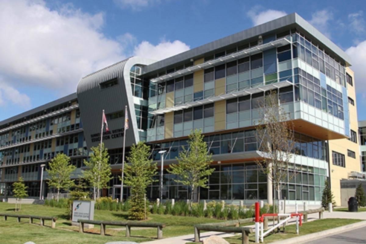 Surrey School District building. (File photo)