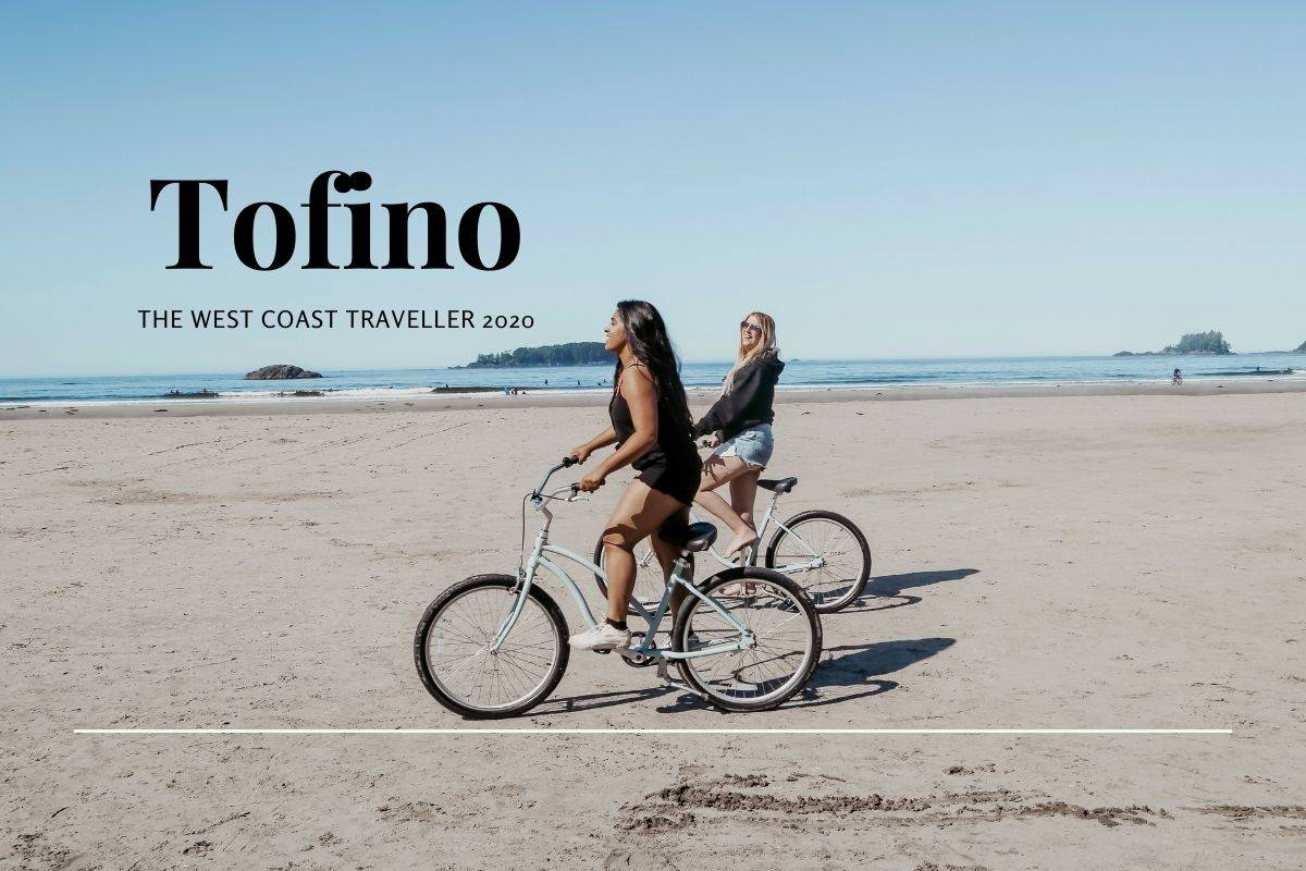 Black Press Media's Baneet Braich and Leaha Hammond take a staycation to Tofino, B.C.