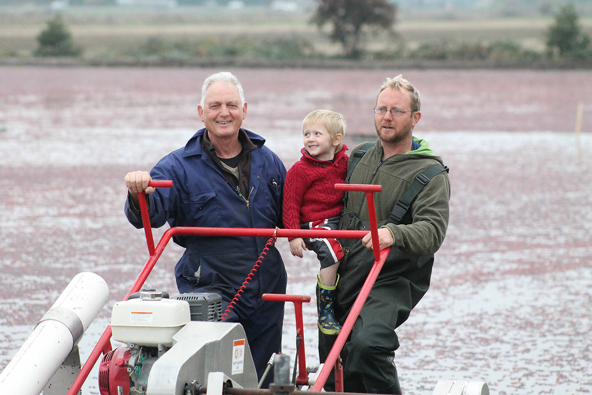 The fall cranberry harvest is spectacular and while this year's Fort Langley Cranberry Festival is on hold, the Creative Cranberry Online Recipe Contest will give one winner the chance to experience a private family harvest tour.