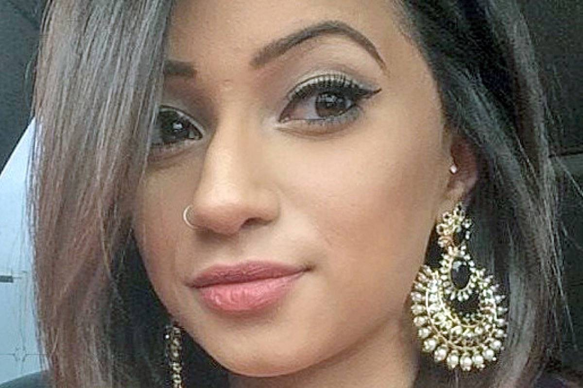 Bhavkiran Dhesi's body was found Aug. 2, 2017 in South Surrey. (Contributed photo)