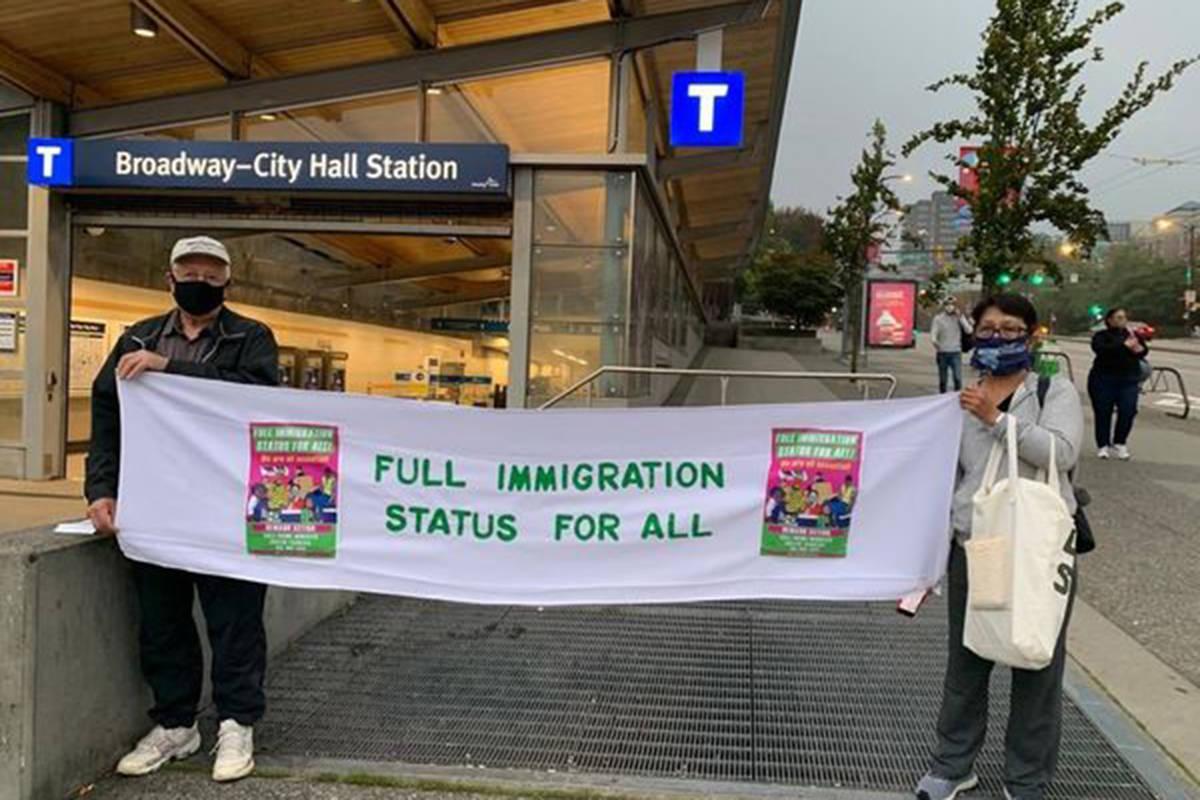 (MigrantRightsCA/Twitter)