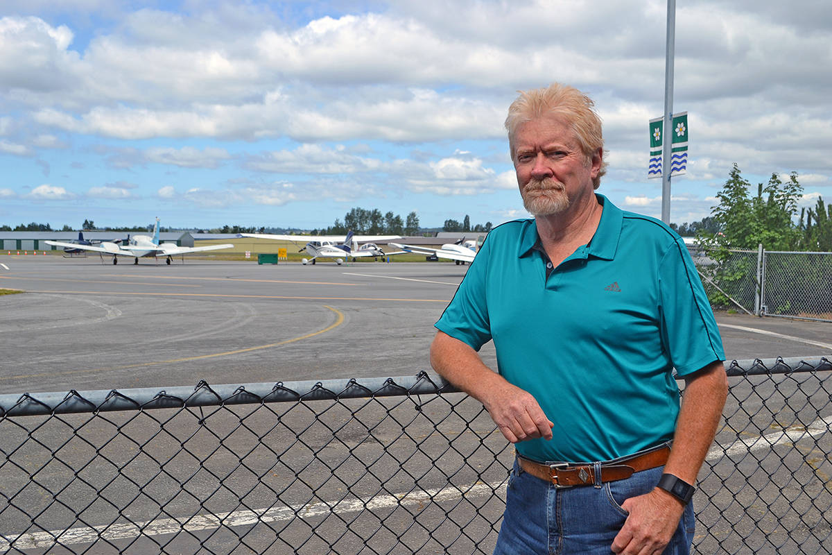 Greg Sewell says he is pleased with the launch of the General Aviation Safety Program, a federal program that transitioned from a campaign based on the tragic circumstances that killed his daughter and her boyfriend in 2012. (Tracy Holmes file photo)