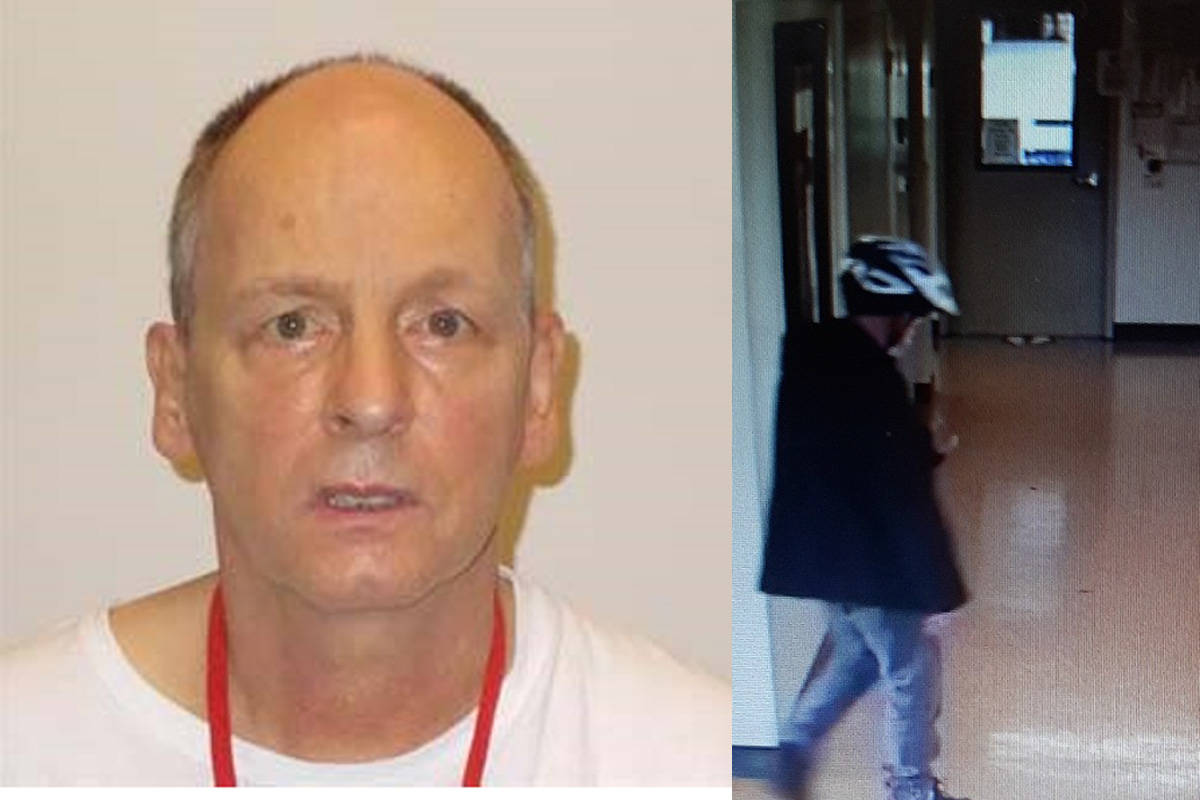 Victoria-area RCMP locate high-risk sex offender thanks to help of taxi cab driver