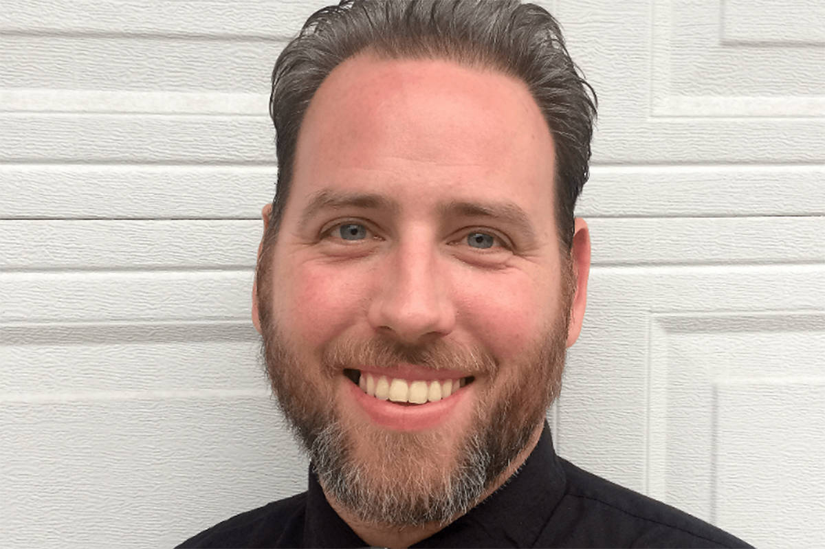 BC Libertarian Party candidate Alex Joehl will be running in Langley East. (Special to Langley Advance Times)