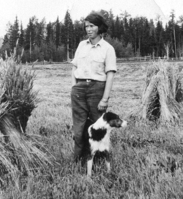 Mary Hughes. (family photo)