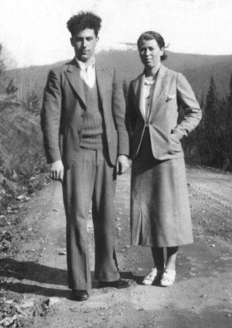Bill and Mary Hughes grew up in the B.C. Interior. (family photo)