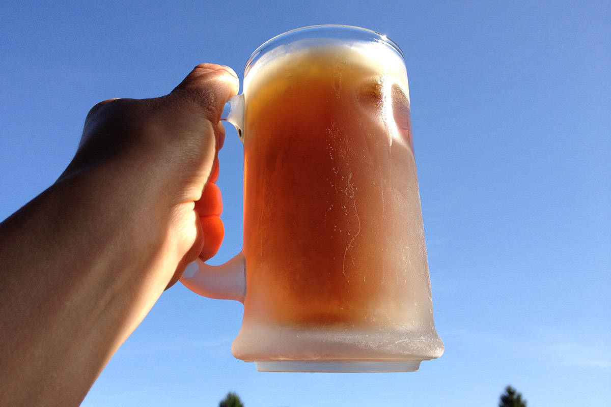 Wednesday, Oct. 7 is Canadian Beer Day. (Jenna Hauck/ Chilliwack Progress file)