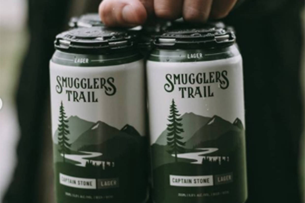 Smugglers' Trail Caskworks is Langley's latest brewery and restaurant. The founders worked to open their business amid the ongoing pandemic. (Smugglers Trail Caskworks)