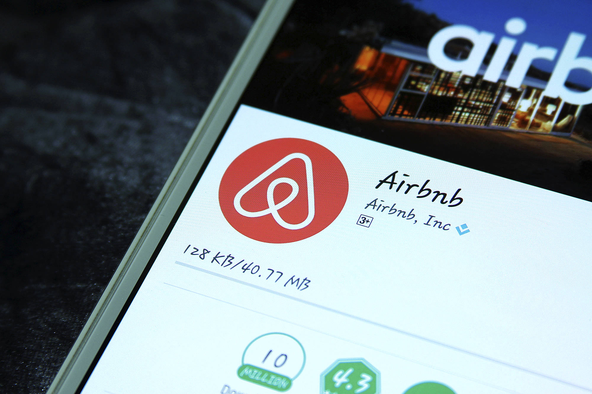 Airbnb and other vacation-rental sites are now seeing an uptick in demand. (Tribune News Service)