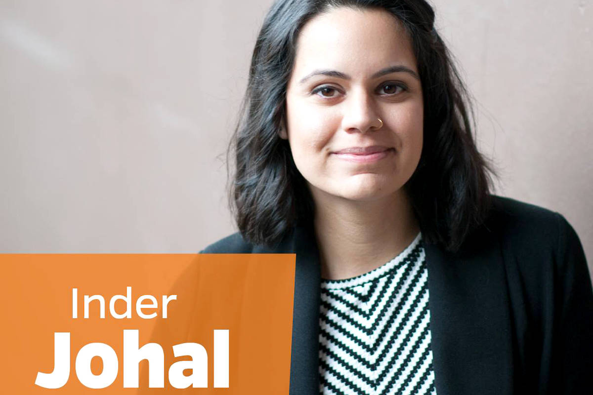 Inder Johal is running with the BC NDP party for Abbotsford South. (BC NDP/Special to the Star)