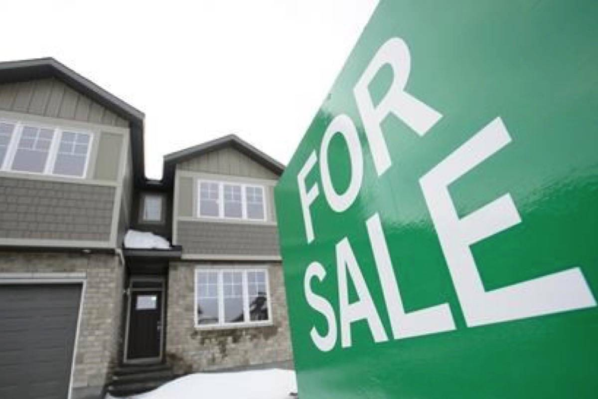 Buying and selling a home comes with a lot of questions. (THE CANADIAN PRESS/Sean Kilpatrick)
