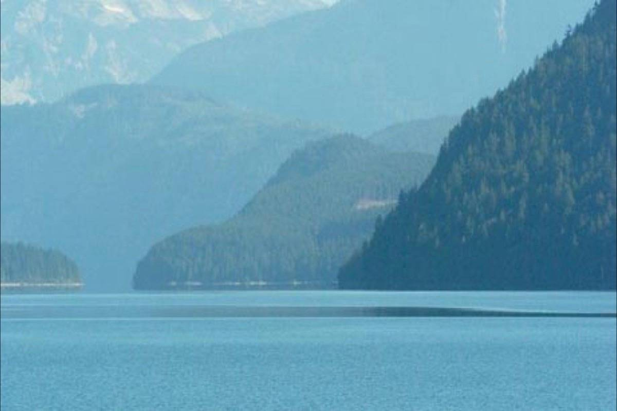 A boater who was on Alouette Lake is missing. (THE NEWS/files)