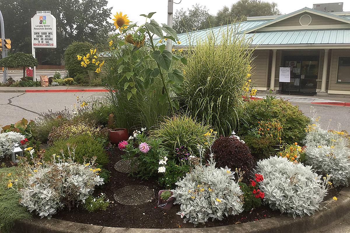 SHARE: Grateful for volunteers helping keep gardens beautiful