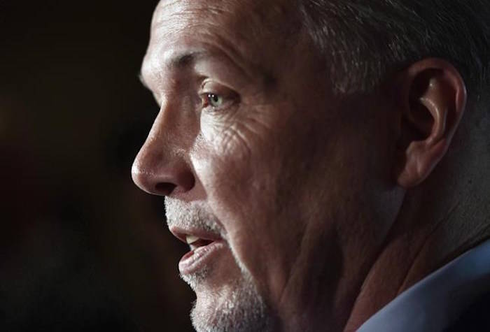 BC NDP John Horgan is scheduled to make a campaign stop in Langley on Thursday, Oct. 8, 2020. (Canadian Press files)