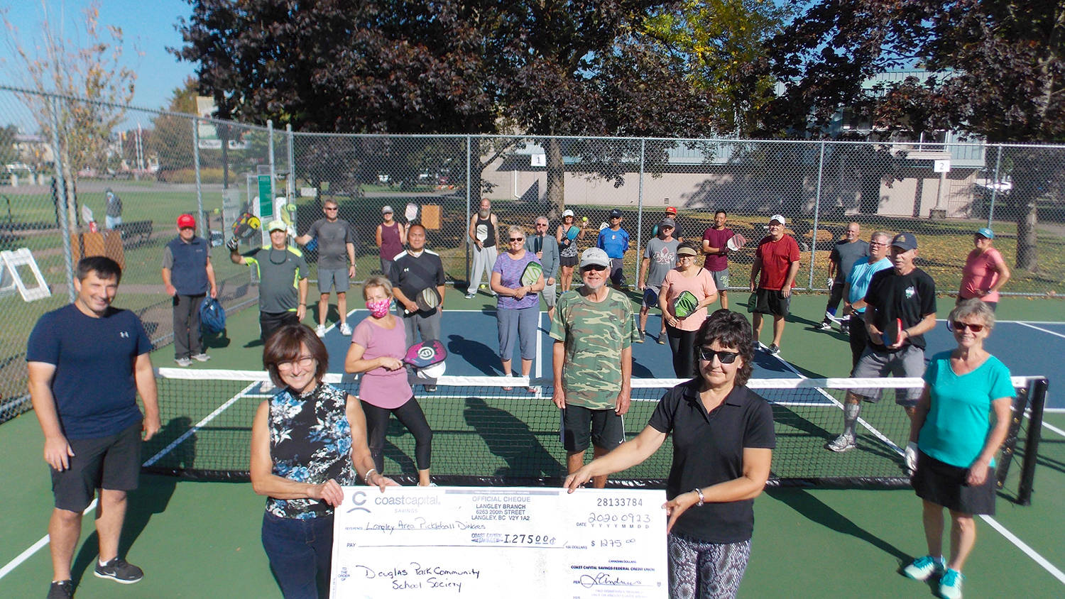 Langley recreation club in a pickle over tournament that benefits kids