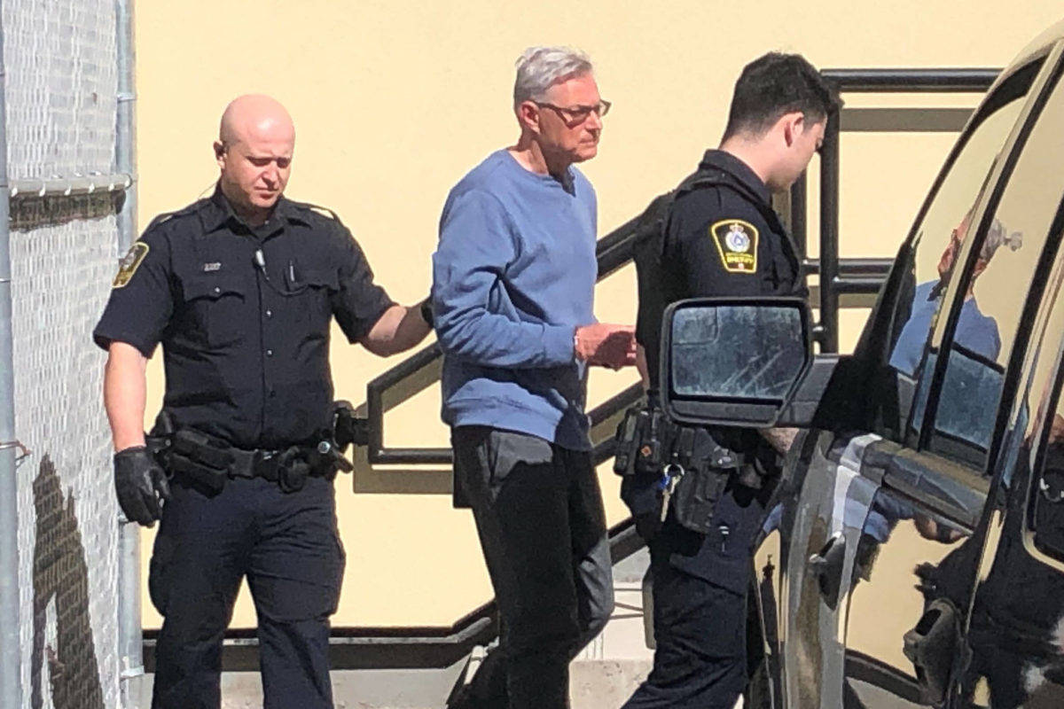 John Brittain was charged with three counts of first-degree murder and one count of second-degree murder in relation to the deaths of Darlene Knippelberg, Rudi Winter and Susan and Barry Wonch. (File)