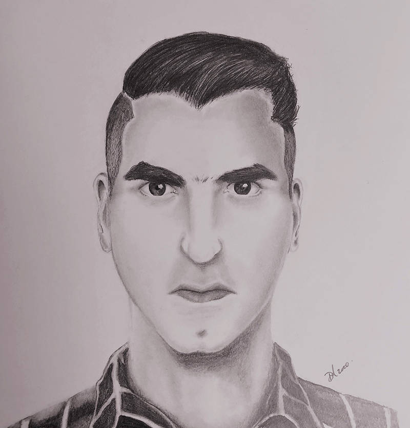 The Abbotsford Police Department has released this composite sketch of a suspect in a sexual assault that occurred Aug. 14.