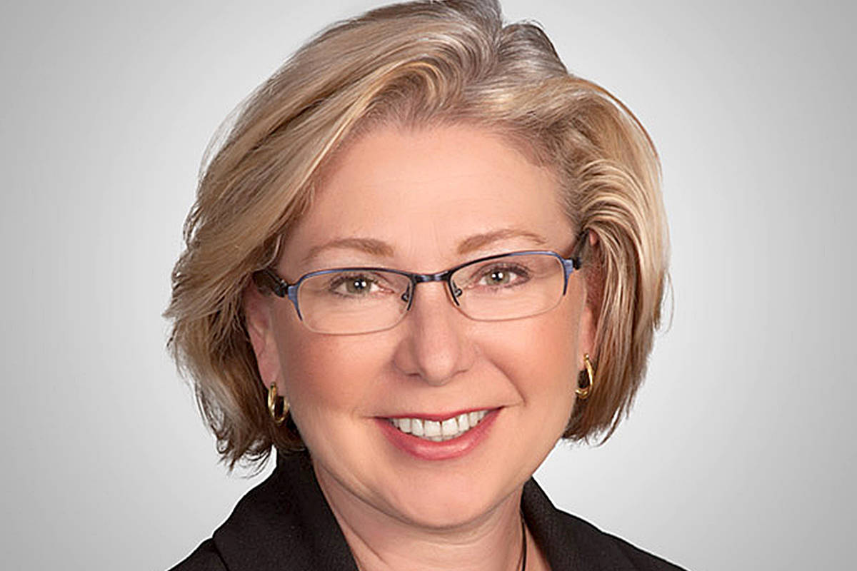 Langley MLA Mary Polak (Special to Langley Advance Times)