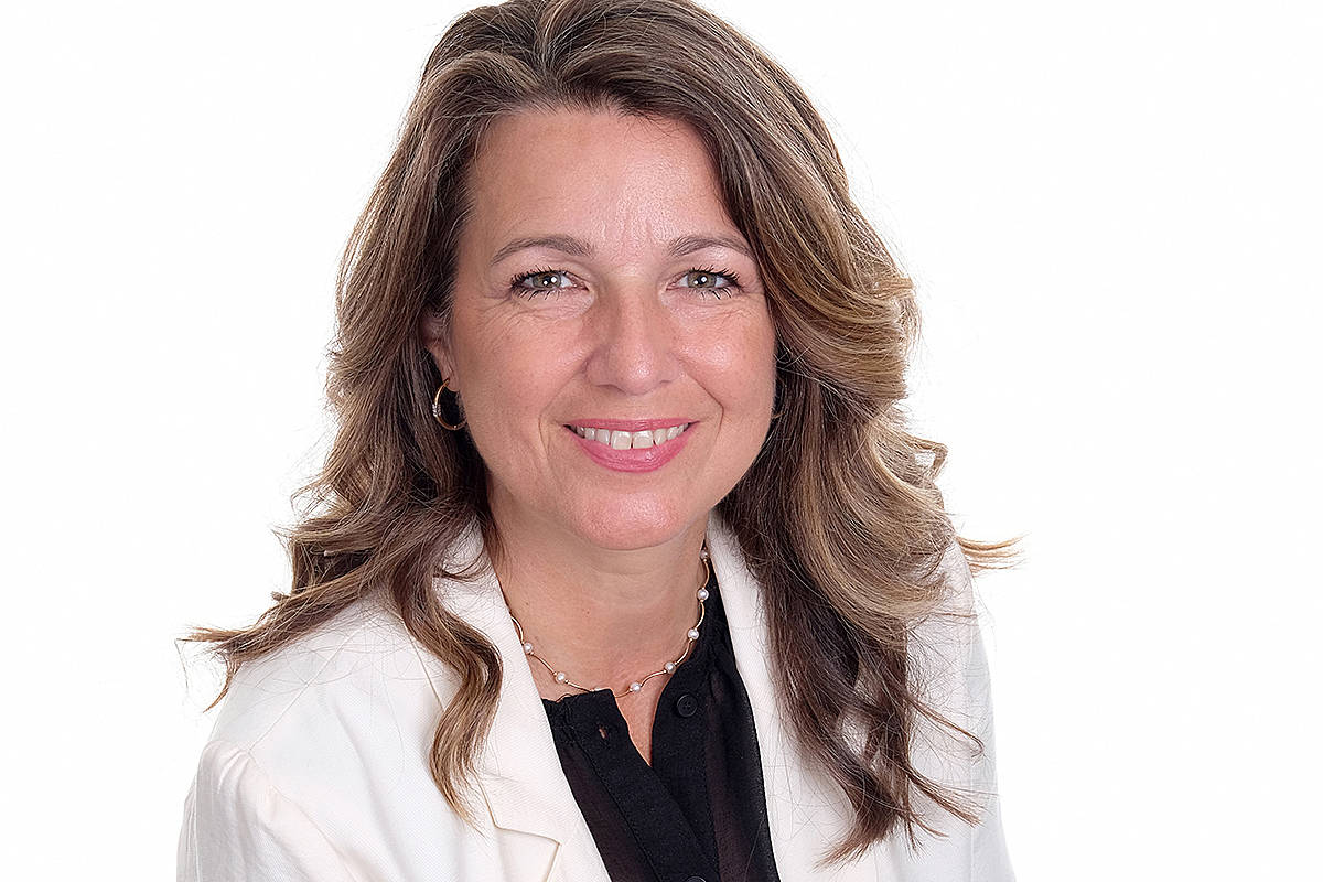 Langley Township councillor Margaret Kunst will be the Liberal candidate in Langley East. (Special to Langley Advance Times)