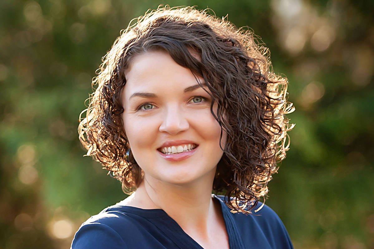 Willoughby resident Cheryl Wiens has been named the BC Green candidate in Langley East(Special to Langley Advance Times)
