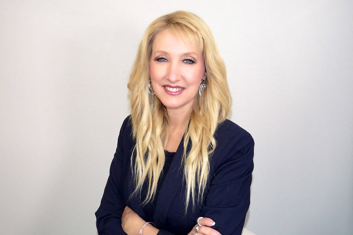 Laura-Lynn Thompson is the Christian Heritage Party candidate running in the riding of Abbotsford South (Special to The Star).